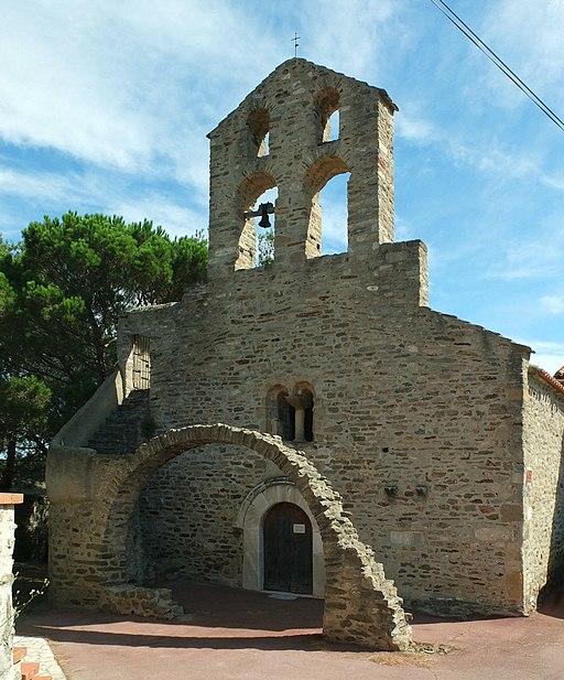 Les Cluses église