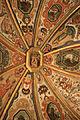 Letto a baldacchino del XVII secolo con grottesche dell'ambito del poccetti 03.JPG