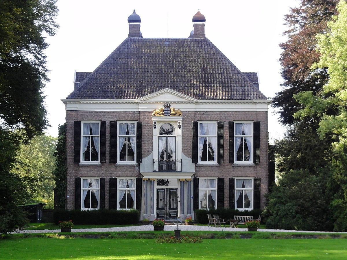 Huis te leur wikipedia - Huis verlenging oud huis ...