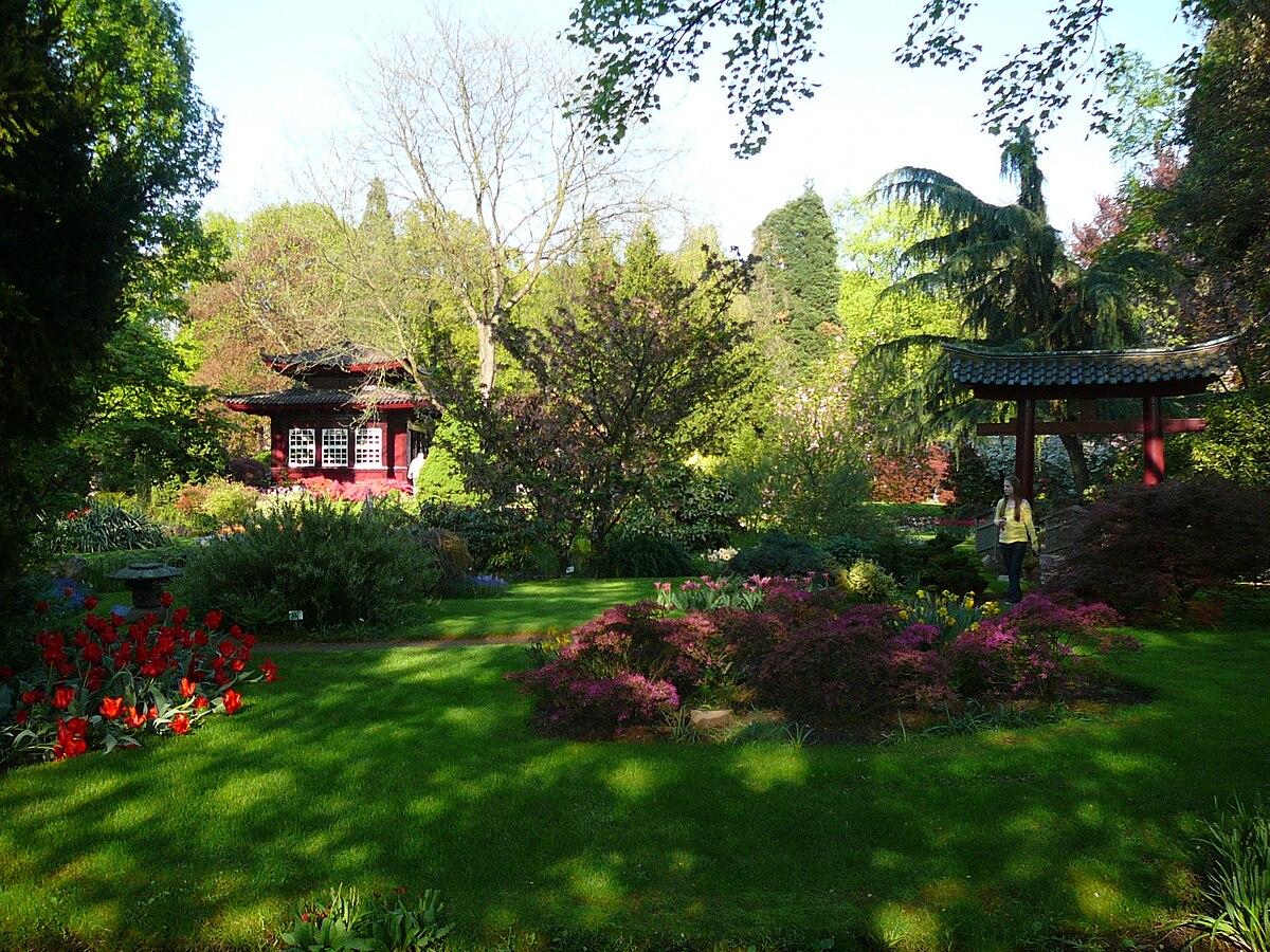 Japanischer Garten Leverkusen –