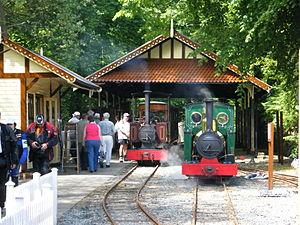 Groudle Glen - Groudle Glen Railway