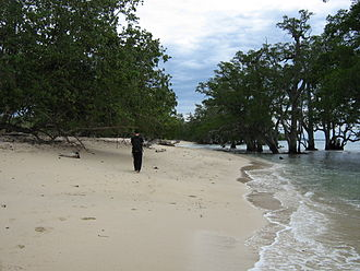 Aceh Besar Regency - Image: Lhok Me