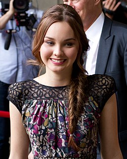 Liana Liberato American actress