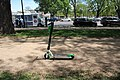 Lime scooter on National Mall, April 2019.jpg
