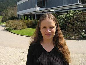 Linda Petzold - Linda Petzold at MFO, 2006