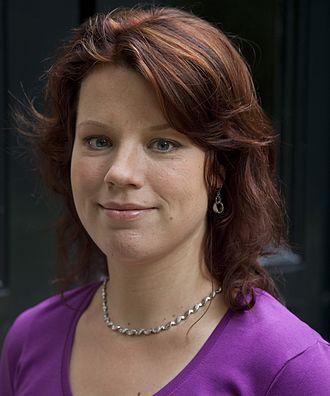 Speaker of the House of Representatives (Netherlands) - Linda Voortman