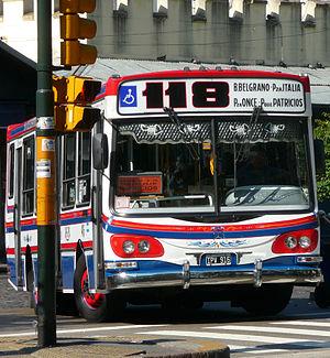 Línea 118 (Buenos Aires)