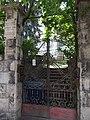 Listed building, gate. - 8 Szemlőhegy Street, 2016 Rózsadomb.jpg