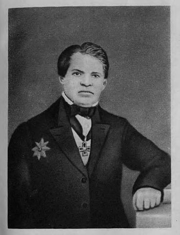 В последний год жизни (дагерротип 1855г.)
