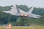 Lockheed Martin F-22A Raptor '09-191 - FF' (34746461733).jpg