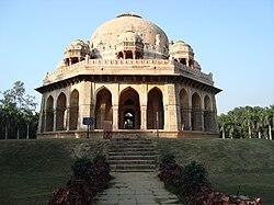Location of सैयद वंश
