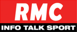 RMC (France) - Logo of RMC