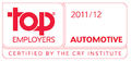 Logo Top Arbeitgeber 2011 2012 Automotive.png