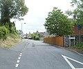 Lon Slwch, Brecon - geograph.org.uk - 2450561.jpg