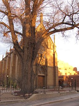 Loretto Chapel, Santa Fe NM
