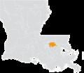 Louisiana Senate District 13 (2010).png