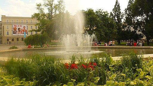 Lublin Fontanna