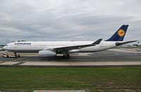 D-AIKB - A333 - Lufthansa
