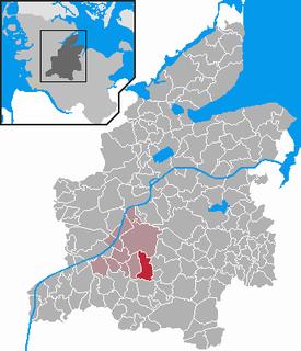 Luhnstedt,  Schleswig-Holstein, Germany