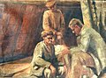 Luka Perfanov Readers Oil on Canvas 1923.jpg