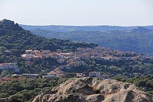 Luogosanto - Panorama