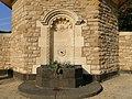 Luxembourg, Fontaine Xavier Brasseur.JPG