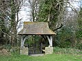 Lych Gate Fairlight East Sussex - geograph.org.uk - 159477.jpg