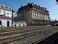 Lyon 2e - Gare de Lyon-Perrache, vue sur l'hôtel Château-Perrache.jpg