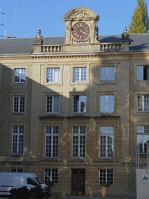 École royale du génie de Mézières - The Hôtel du Département des Ardennes