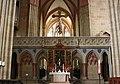 Míšeň - dóm, lektorium a východní chór.jpg