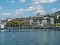 Mühlesteg über die Limmat, Stadt Zürich-Altstadt 20180908-jag9889.jpg