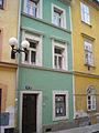 Měšťanský dům,Františkánská 10, Cheb.JPG