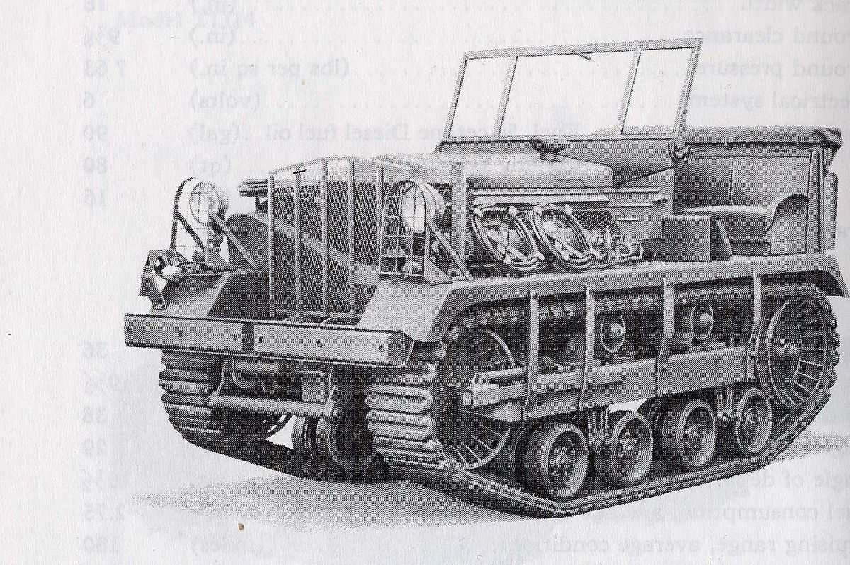 M2 High Speed Tractor Wikipedia