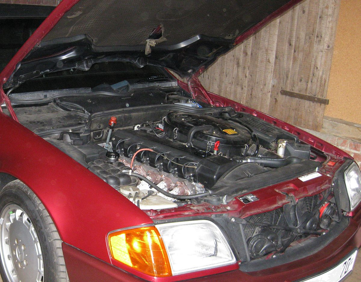 Mercedes-Benz M103 engine - Wikipedia