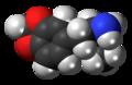 MDB molecule spacefill.png