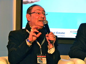 Howard Bernstein - Image: MIPIM 2012, Sir Howard Bernstein