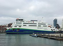 MV Victoria of Wight docked.jpg