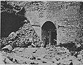 M 101 5 citadelle de Belgrade bombardée.jpg
