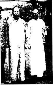 Ma Fu-hsiang and Wu Pei-fu