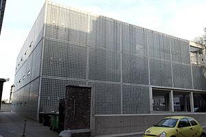 Maastricht Academy of Fine Arts - Image: Maastricht, Herdenkingsplein, Stadsacademie 02