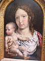 Mabuse, dittico di jean carondelet, 1517, 03.JPG