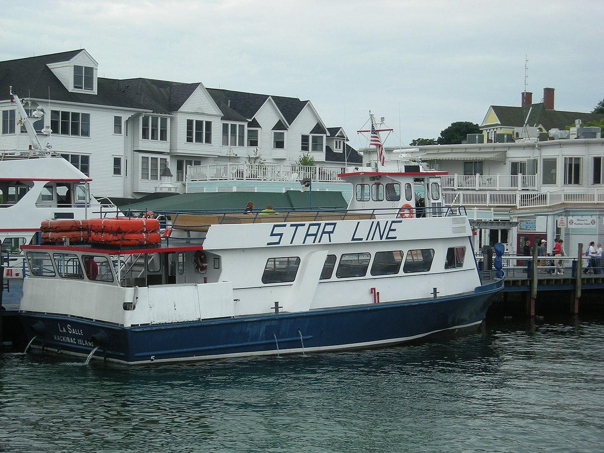 Mackinac Island Ferry Wikipedia