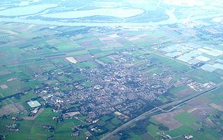 Drimmelen Municipality in North Brabant, Netherlands