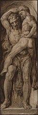 Hercules Lifting Antaeus