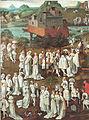 Maestro borgognone, giardino d'amore alla corte di filippo il buono, 1460 circa, versailles.jpg