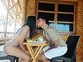 Mago Mantilla y Melany Jordan que hermoso amor.jpg