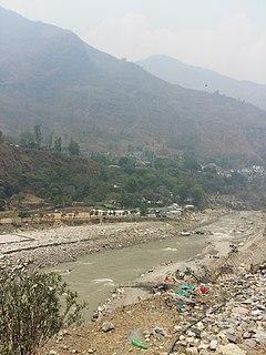 Byans Rural Municipality Rural municipality in Sudurpashchim Pradesh, Nepal