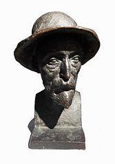 Bust of Pierre-Auguste Renoir