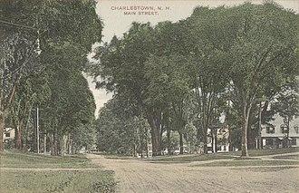 Charlestown, New Hampshire - Image: Main Street, Charlestown, NH