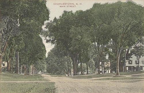 Charlestown mailbbox